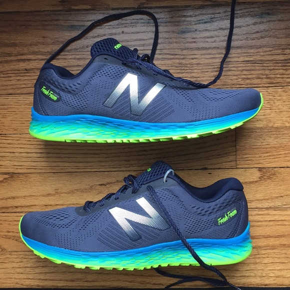 New Balance Men's Arishi Fresh Foam Running Shoe NWT